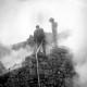 1963 - Incêndio por trás da Sé