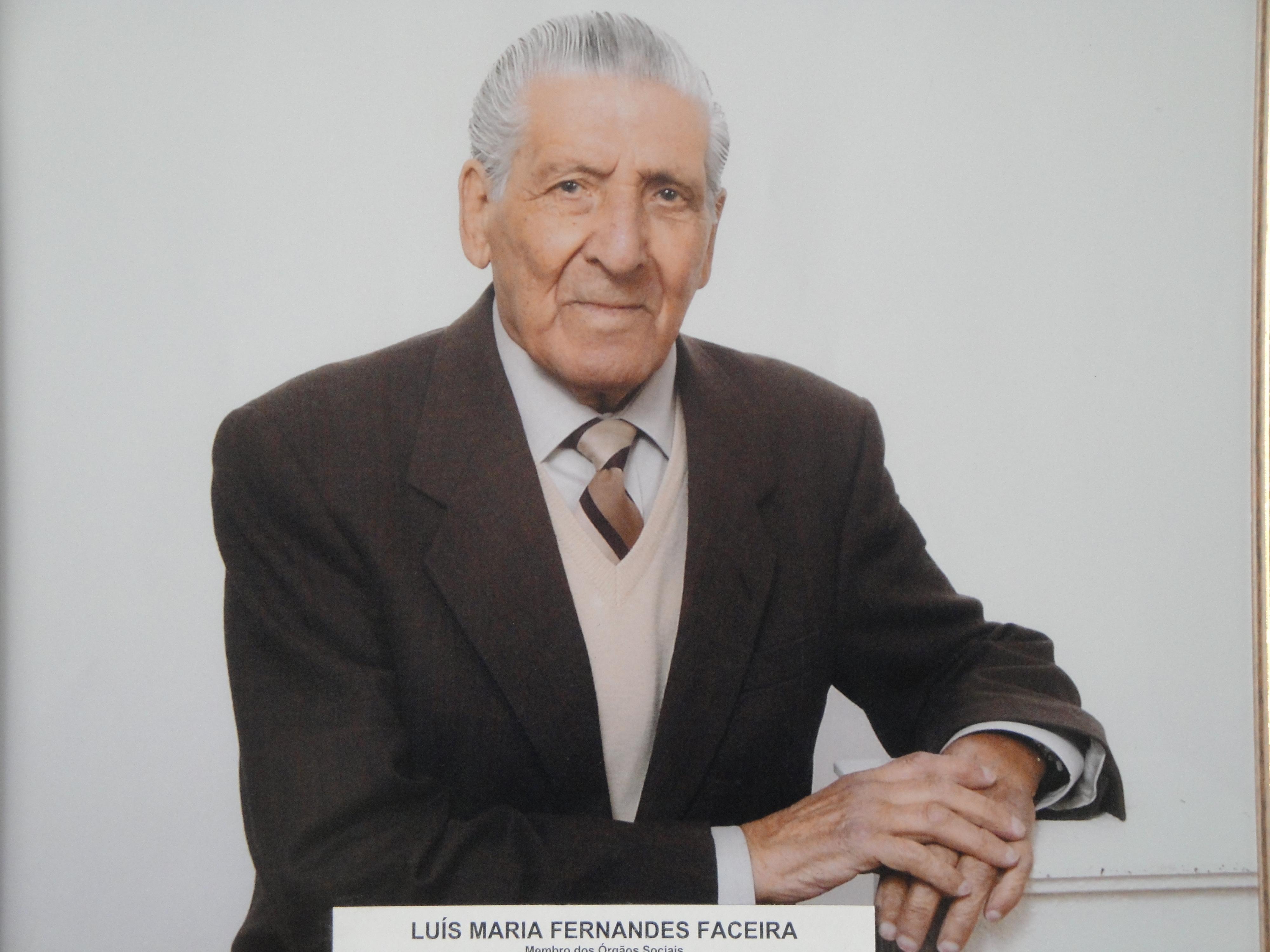 Dr. Luís Maria Fernandes Faceira