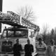 Abril de 1988 - Elementos que foram buscar a auto-escada à Alemanha