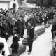 Funeral das vítima da explosão na Sra da Pena em 1953