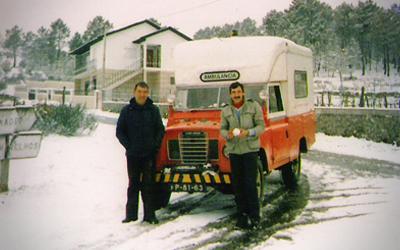 Ambulância SNA - 1983