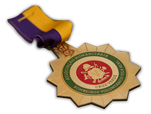 Medalha de Dedicação
