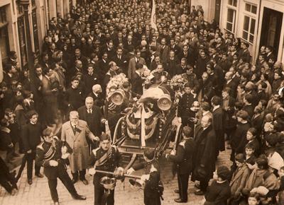 Funeral de Adelino Samardã 16/02/1929