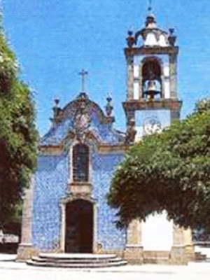 Igreja do Calvário - Vila Real