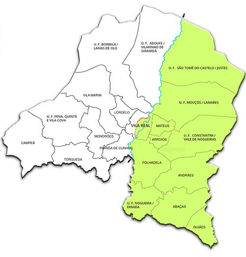 Mapa Áreas Intervenção (M)