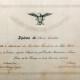 Diploma de Sócio Colectivo da LBP - 12/12/1935