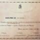 Diploma de Sócio Honorário da A.H. Salvação Pública B.V. Cheires - 04/03/1967