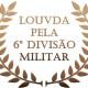 Louvada da 6ª Divisão Militar - 10/01/1919