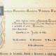 Sócio Honorário da Associação Humanitária dos Bombeiros Voluntários Espinhenses - 18/06/1956