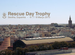 Rescue Day Trophy - Sevilha