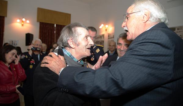 Aníbel Teixeira - Medalha Dedicação