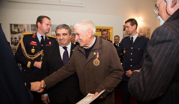 António Rebelo - Medalha Dedicação