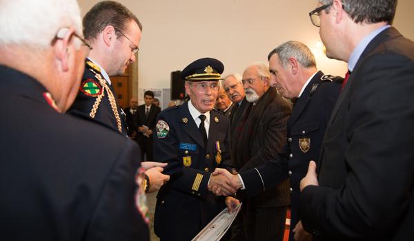 José Pinto - Medalha de Serviços Distintos