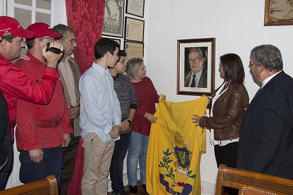 Homenagens e Bênção de uma VCOT - Homenagem Henrique Rodrigues - 20-10-2017
