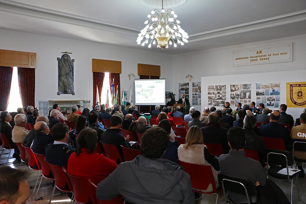 Seminário da Gestão das Florestas e Combate a Incêndios
