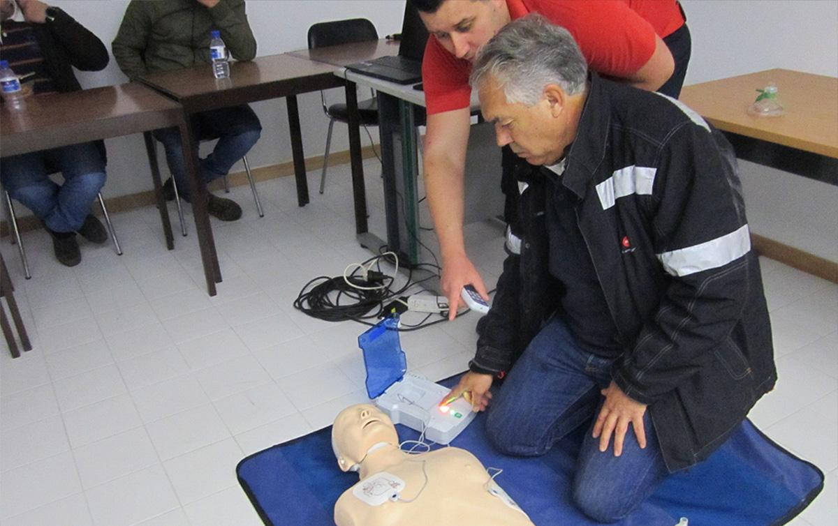 Funcionários da EDP realizam ação de formação no CFI (2)