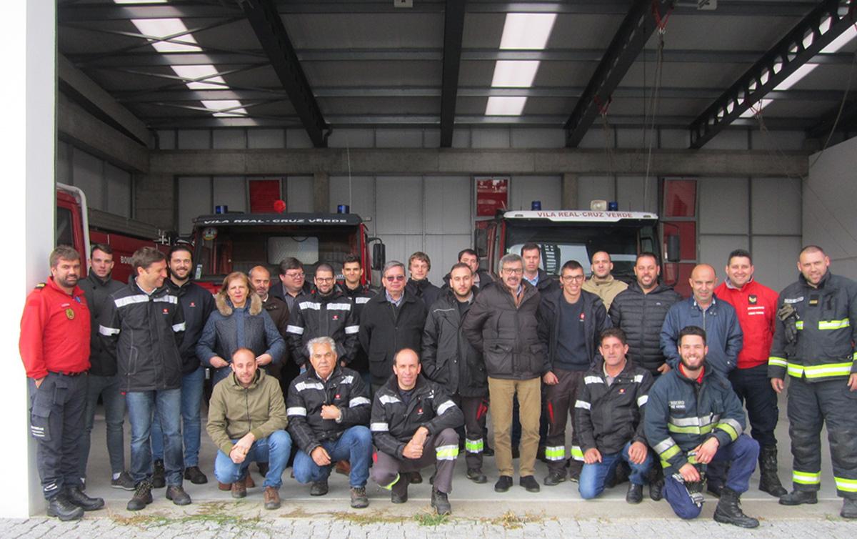 Funcionários da EDP realizam ação de formação no CFI